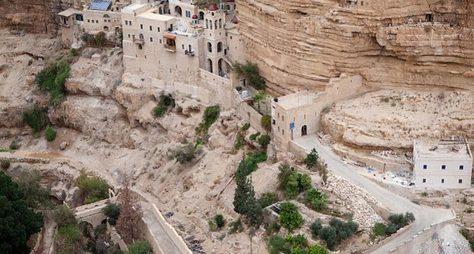 Поход поИудейской пустыне