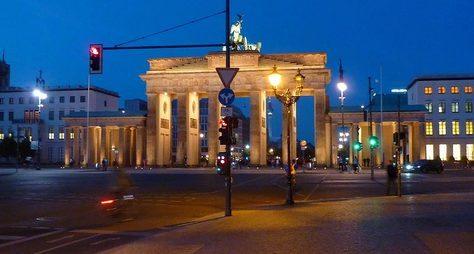 «Ночной Берлин»— велопрогулка награнице между Западом иВостоком