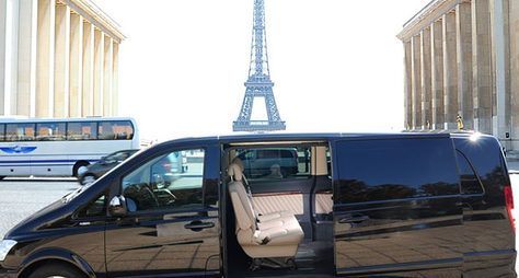 Трансфер «Аэропорт— Париж»