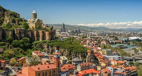 Тбилиси иМцхета