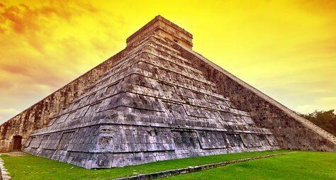 Загадочные древние города: Чичен-Ица, Коба иТулум