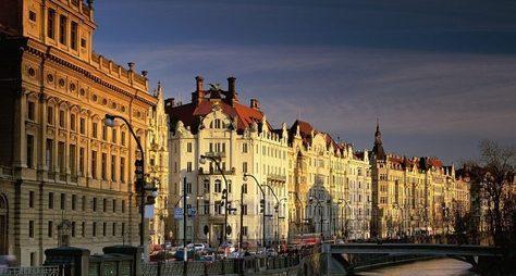 Cказочная Прага спосещением Саксонской Швейцарии, Чешского Крумлова иДрездна