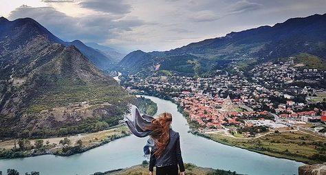 Два сердца Грузии: отМцхеты доТбилиси