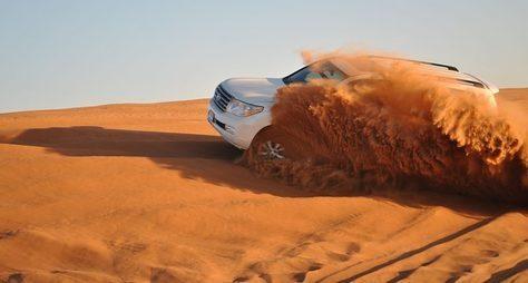 Сафари поАравийской пустыне