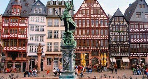 Уютными городами: Берлин иДрезден