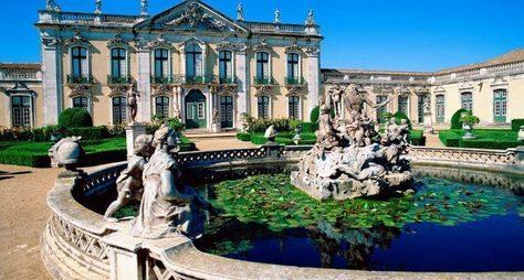 Две столицы Португалии Наземное обслуживание