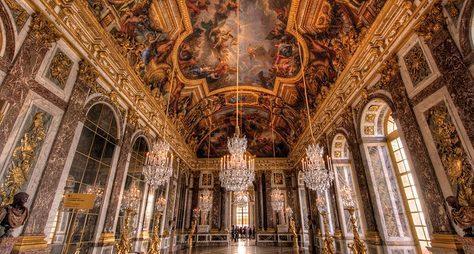 Версаль иМалый Трианон: будни французских монархов