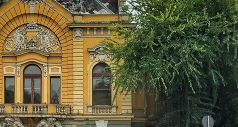 Суботица— архитектурная сокровищница Сербии