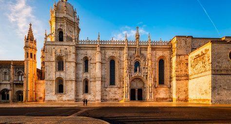 Лиссабон. Глава вторая: Белен