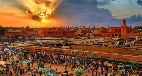 Традиции восточного базара: шопинг-тур поМарракешу