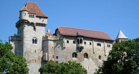 Средневековая Австрия. Вгости ккнязьям имонахам вВенский лес