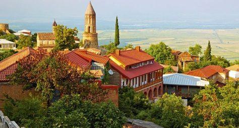 Поездка вКахетию, или как рождается грузинское застолье