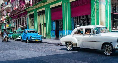 Гавана: опиратах, колонизаторах иреволюционерах