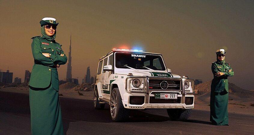 ОАЕ. Особливості ПДР і штрафи за порушення